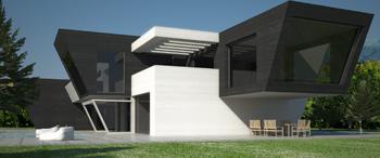 Santiago mart nez arquitectos vivienda unifamiliar - Fachadas viviendas unifamiliares ...